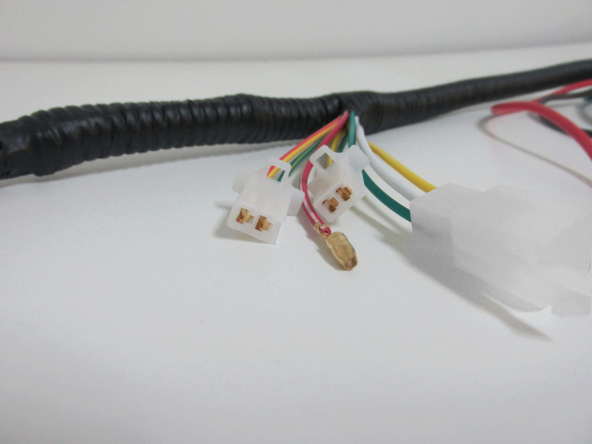 hight resolution of scooter electrical wire harness 150cc 125cc