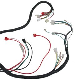 scooter electrical wire harness 150cc 125cc [ 2048 x 1536 Pixel ]