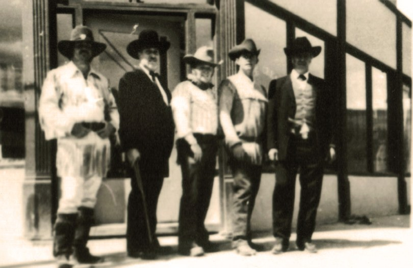 Historic Texas Charlie Re-enactment