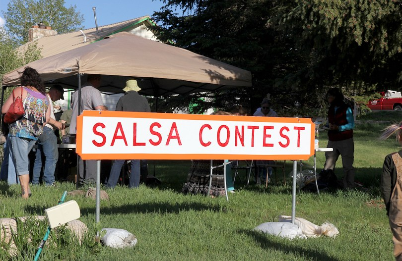 Outlaw Salsa Contest