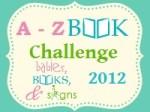 A-Z Book Challenge
