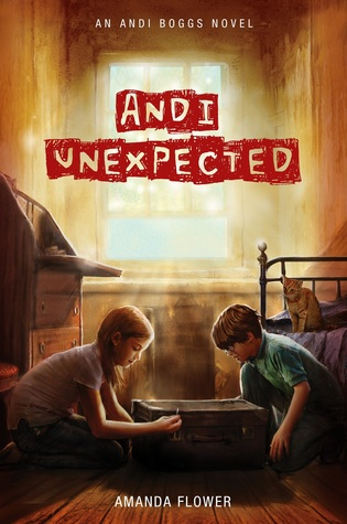 Review   Andi Unexpected