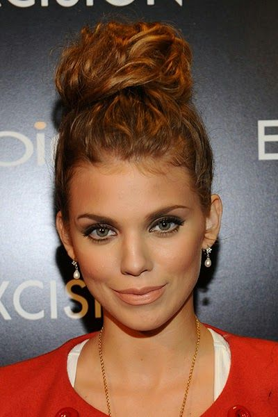 25 Simple And Stunning Updo Hairstyles For Curly Hair Haircuts