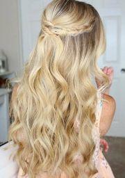 glamorous prom hairstyles