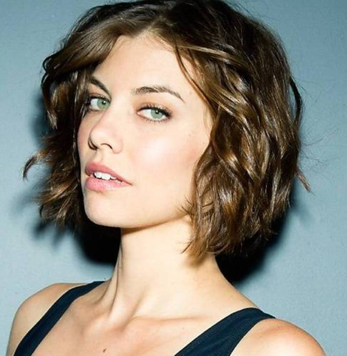 15 best and coolest short wavy hairstyles ever - haircuts