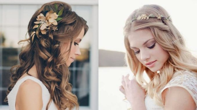 25 trendy and beautiful beach wedding hairstyles - haircuts