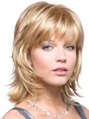 shag haircuts women
