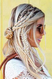 bohemian hairstyles women