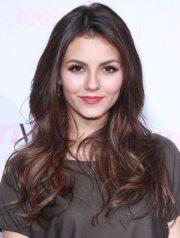 brunette hairstyles women