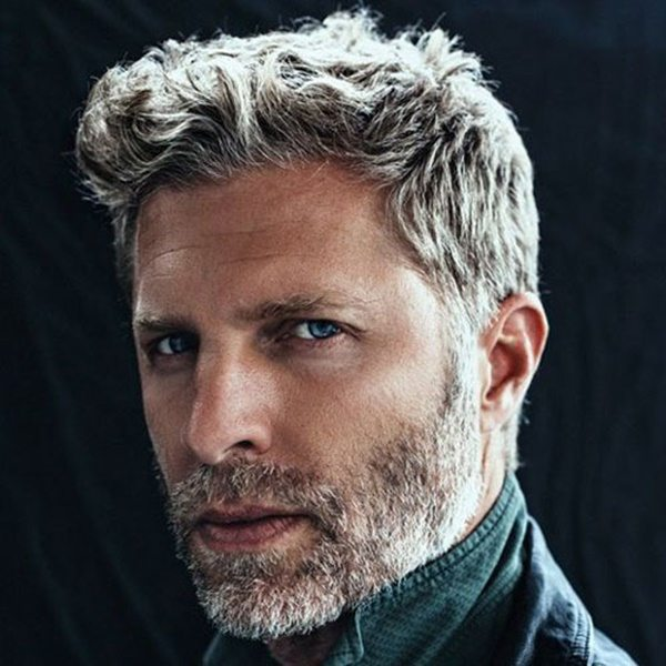 15 Hairstyles For Older Men To Look Younger Haircuts