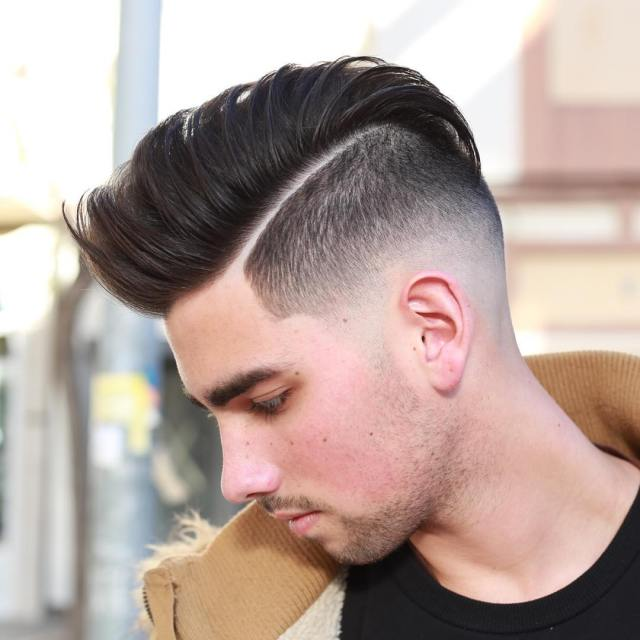 16 most impressive pompadour hairstyles for men - haircuts
