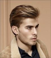 blonde hairstyles men