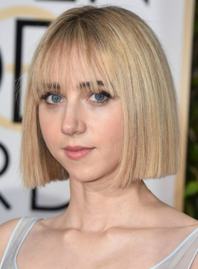 35 most coolest blunt cut hairstyles for women - haircuts