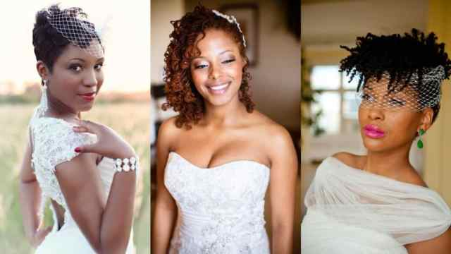 30 wedding hairstyles for black women - haircuts
