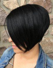 cool and cute stacked bob haircuts