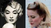 cool and classy 50's hairstyles