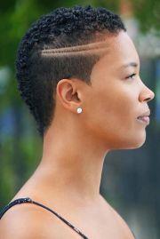 fade haircuts women