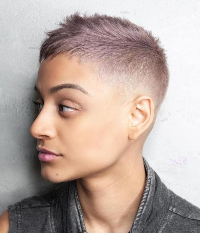 21 androgynous haircuts for a bold look - haircuts