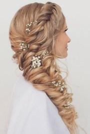 outstanding braided wedding