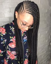 charming lemonade braids