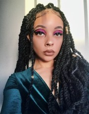 stylish marley twist hairstyles