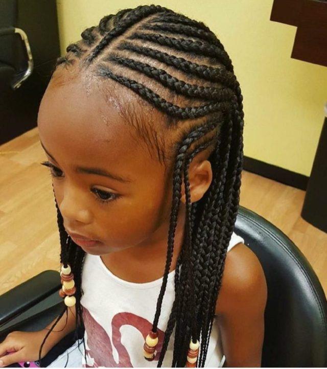 21 ultra fascinating natural braid hairstyles - haircuts