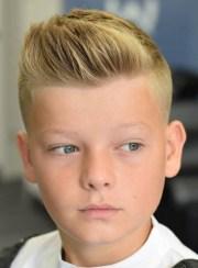 stylish and trendy boys haircuts