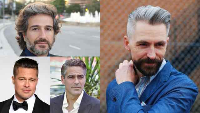 25 mens hairstyles over 40 for dapper look - haircuts