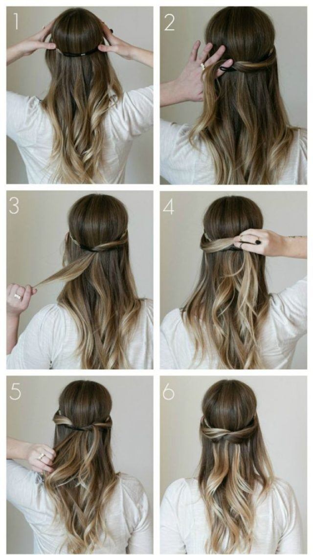 25 simple medium hairstyles for stunning look - haircuts