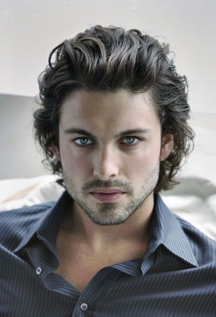 21 Cool And Charming Natural Hairstyles For Men Haircuts