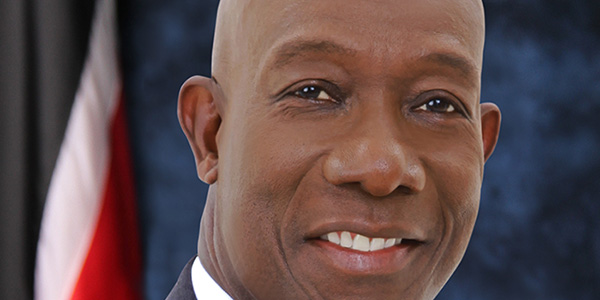 Keith Rowley