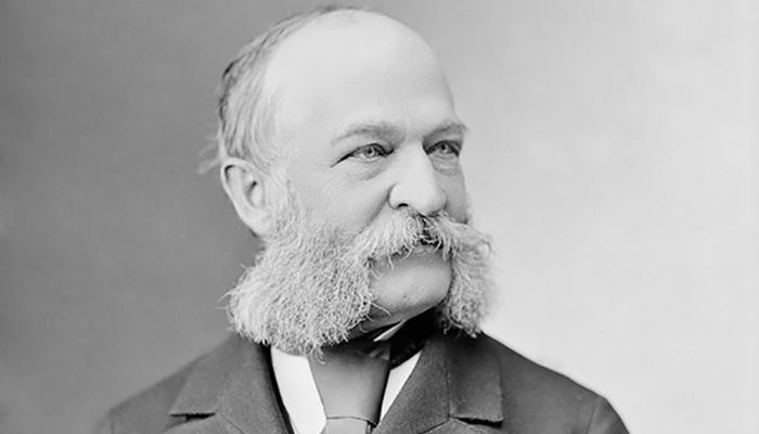 Levi P Morton