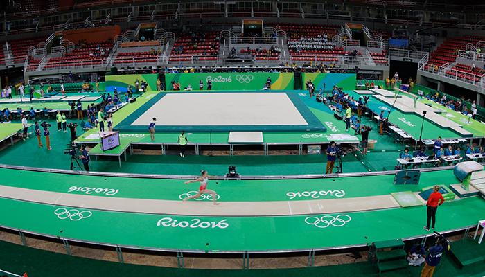 Rio Olympics gymnastics