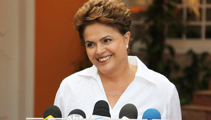 Dilma Rousseff interview
