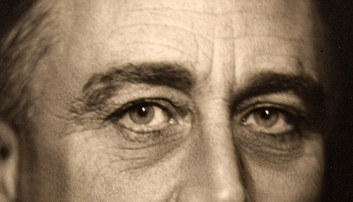 Franklin D. Roosevelt's eyebrows