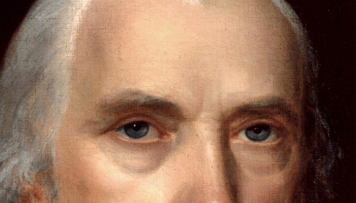 James Madison's eyebrows