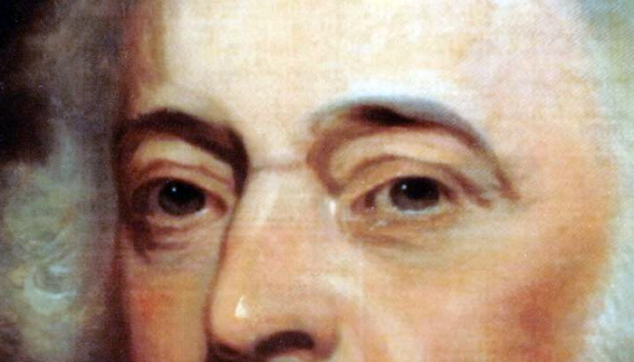 John Adams's eyebrows