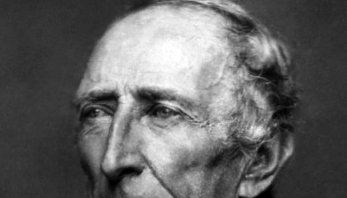 John Tyler's eyebrows