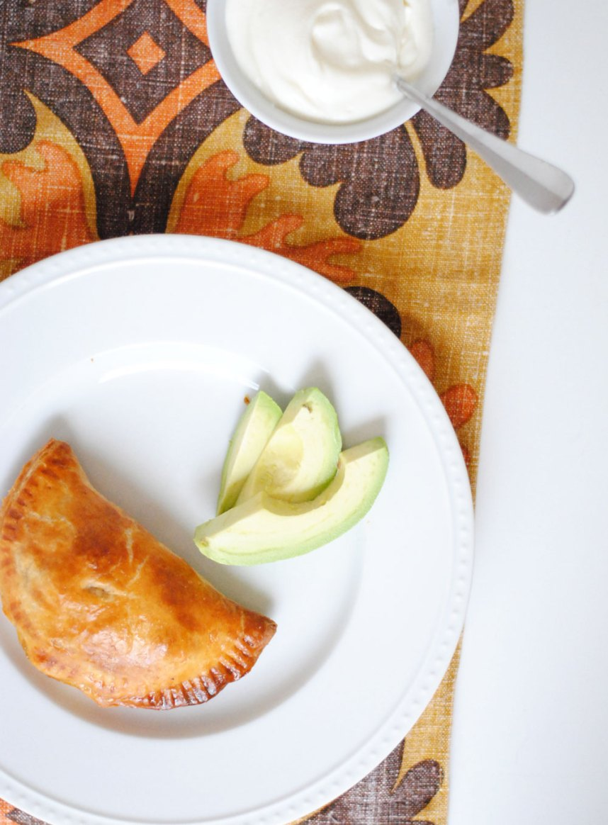 Pork Carnitas Empanadas | Hottie Biscotti