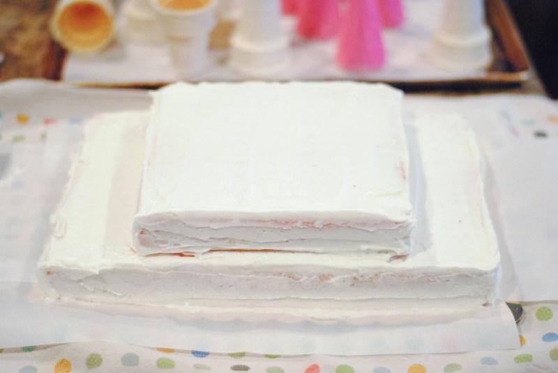 Castle Cake-11