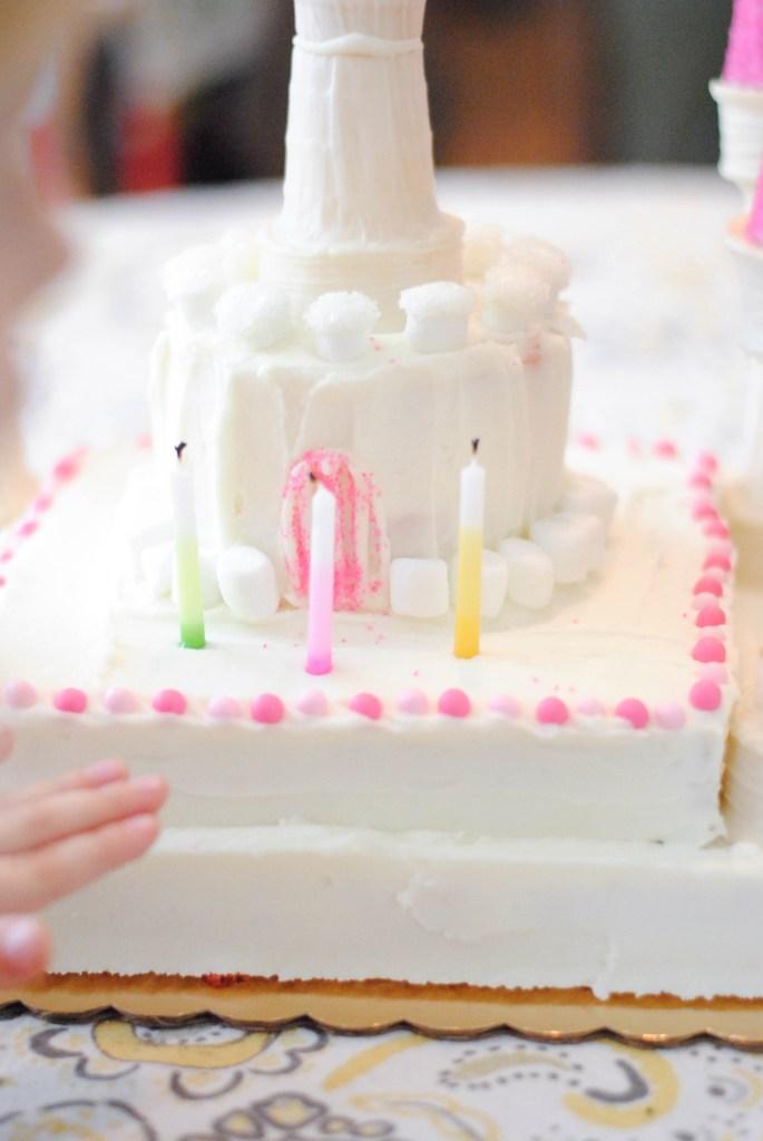 Castle Cake-22