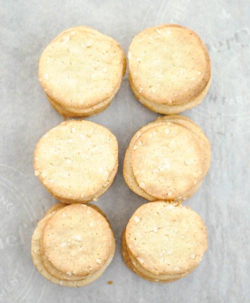 Rustic Almond Cookies-4
