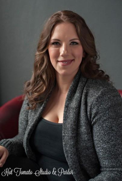 Kelley Klemick, birth educator, yoga instructor