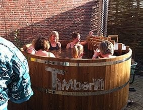 Thermohout Hottub Basic, Dorothe, Balk, Netherlands