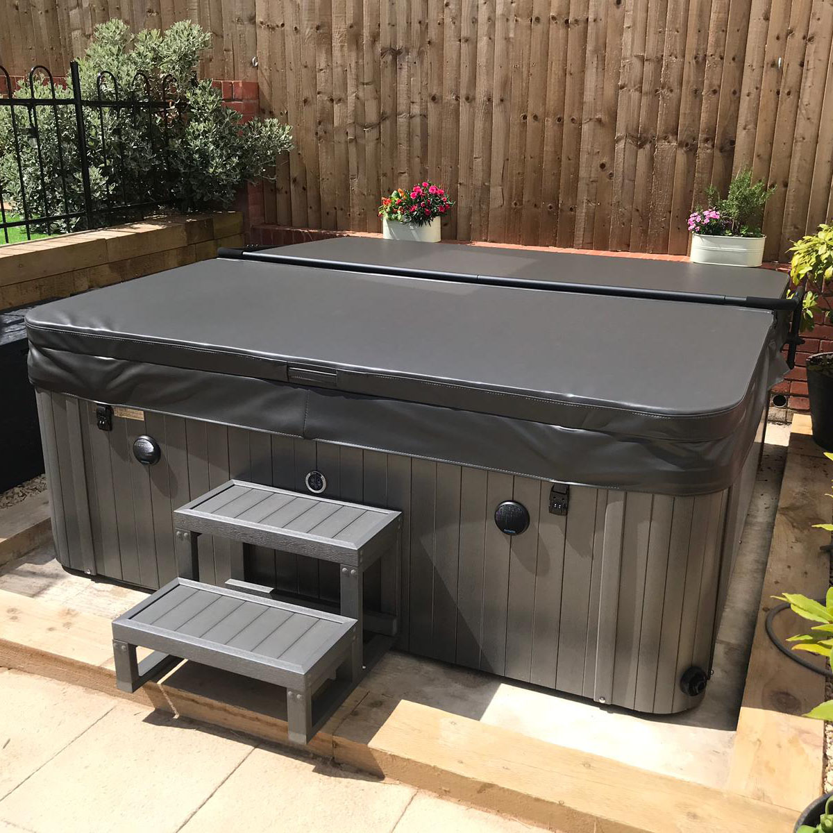 Accessories Hot Tub Cover From Hot Tub Master