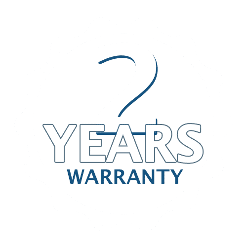 Hot Tub Master - 2 Years Warranty