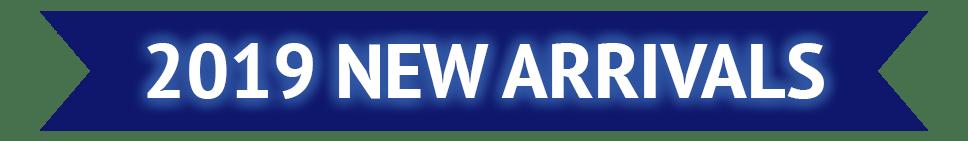 2019 new arrivals header banner