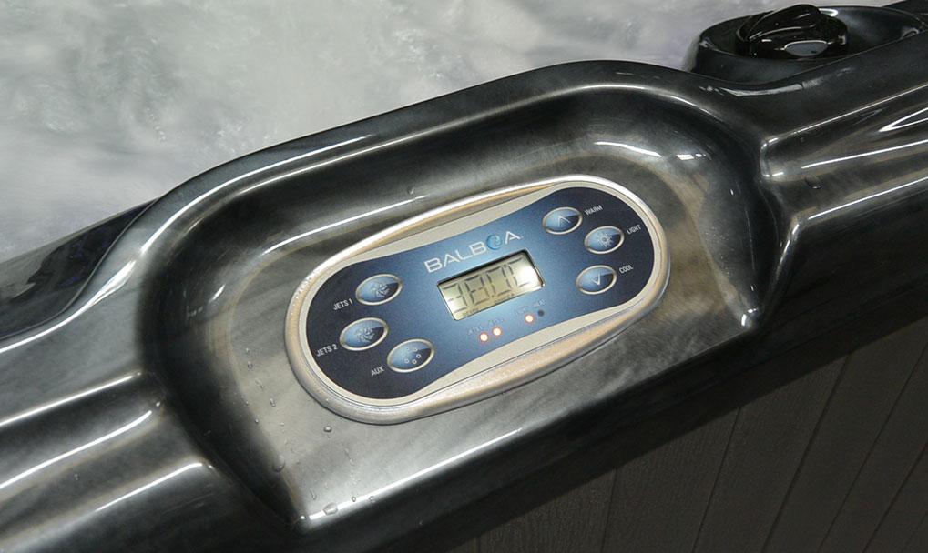 Black Stream Hot Tub - Balboa Control System