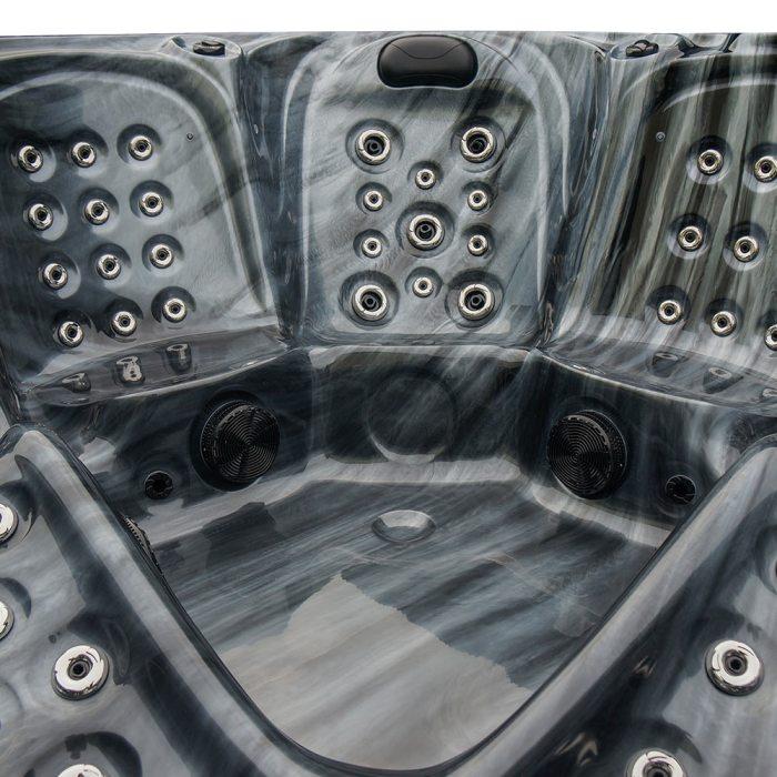 Dream Stream - 5 Person Hot Tub Details Image-5