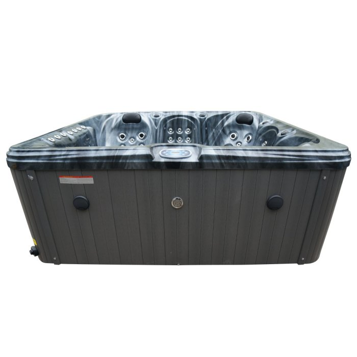 High Stream - 6 Person Hot Tub Details Image - 7